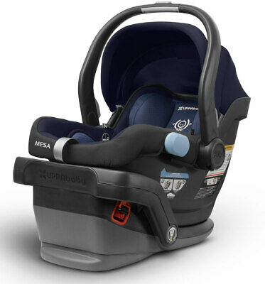 UPPAbaby MESA Infant Car Seat & Base in Taylor (Navy) - NEW! (open box)