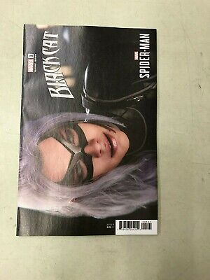 BLACK CAT 1 1:10 GAME VARIANT Jed McKay Travel Foreman Marvel Comics First Print