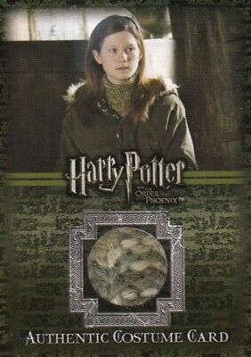 Harry Potter Order of the Phoenix Ginny Weasleys Jumper C5 Costume Card