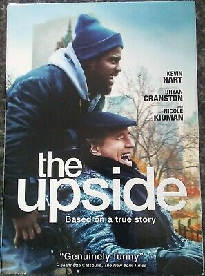 The Upside (DVD, 2019) NEW - with sleeve