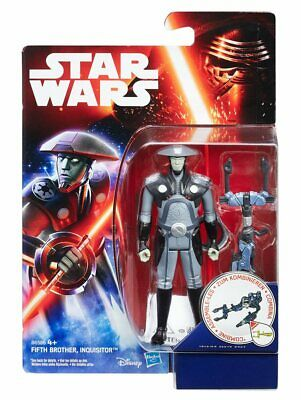 """Star Wars Figure 3.75"""" The Fifth Brother Inquisitor"""