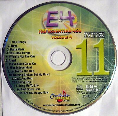 Chartbuster The Essential 450 (E4-11)