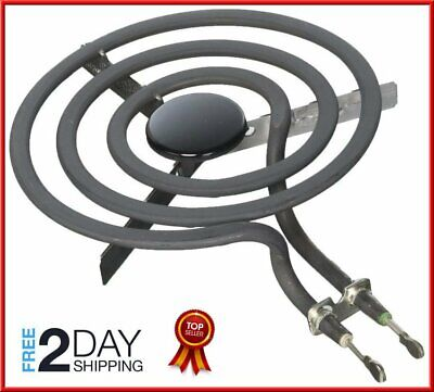 """Plug In Burner Element 6"""" For Frigidaire Whirlpool Kenmore Electric Range Stove"""