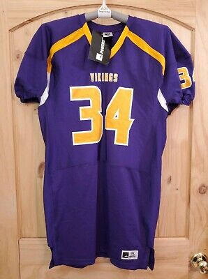 Discount MINNESOTA VIKINGS JERSEY XL Percy Harvin $25.00 | PicClick  free shipping