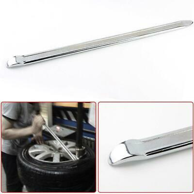2 Two 24 in General Purpose Tire Iron Pry Bars With Curved Spoon End