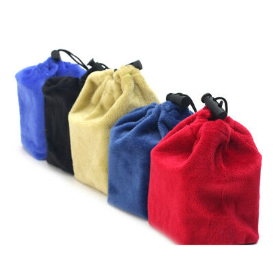Magic Cube  Velvet Drawstring Carrying Pouch Bag Magic Cube accessories  EB IO
