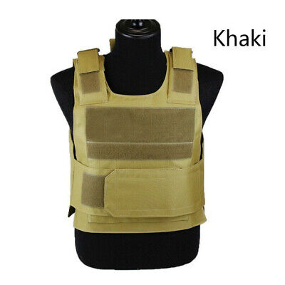Army Military Anti Stab Hard Self-Defense Clothing Bullet-proof Tactical Vest