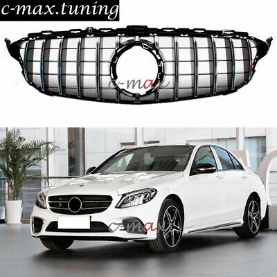 GRILL GRILLE FOR C Class W205 GT Panamericana C300 C250 C43