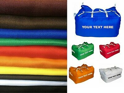 Personalised LAUNDRY HAMPER SACK BAG COMMERCIAL GRADE ALL COLOURS ULTRA STRONG