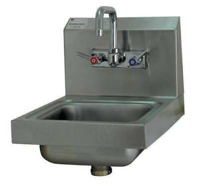 Advance Tabco 7-Ps-23 Hand Sink With Faucet 16X12