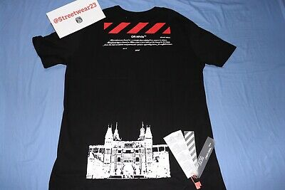 "e64b1dbdc Off White ""Special Edition"" Four Amsterdam T Shirt (Medium) Rare Vlone  Supreme"