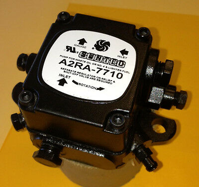 A2RA-7710 SUNTEC Oil Burner Pump Reznor & Clean Burn Waste Oil  Burners NEW!