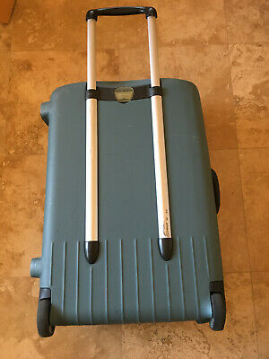 """Samsonite 31"""" Zipperless Suitcase (Turquoise) - Local Pickup Only"""