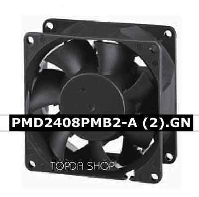 SUNON PMD2408PMB2-A (2).GN Inverter cooling fan DC24V 0.3A 7.2W 80*80*38mm