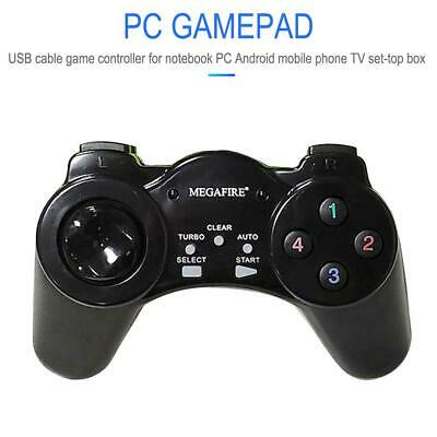 USB Wired Game Gamepad  Controller USB 1.1/2.0 For For PC Windows TV Set-top Box