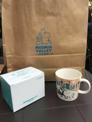Moominvalley mug Arabia Moomin Valley Park Limited Japan NEW 2019 Free shipping