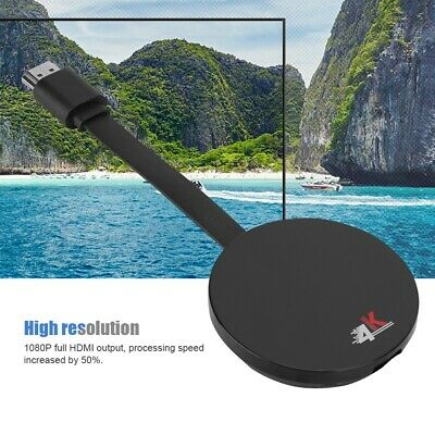 4K WIFI 1080P Display Receiver Dongle AnyCast DLNA Airplay Miracast HDMI Android