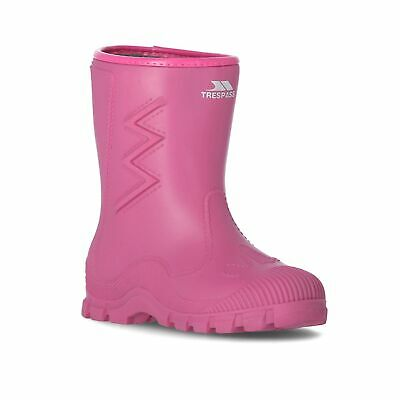 Trespass Toetey Kids Boys Girls Waterproof Wellies Boots