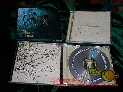 MONO ‎– Hymn To The Immortal Wind // RARE Chinese CD release