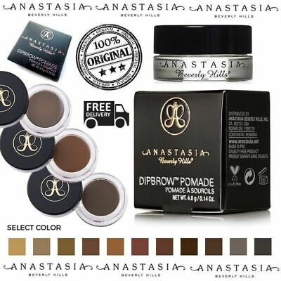 Anastasia Beverly Hills Dipbrow Pomade & Angled Duo Brush #12 Eye Brow Makeup UK