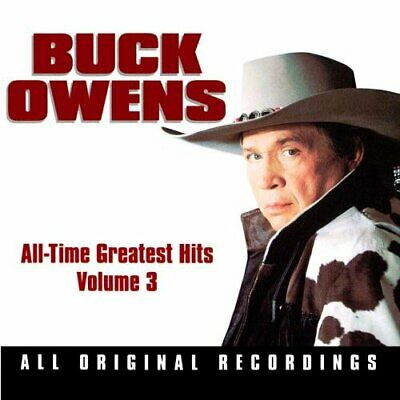 Owens, Buck - Greatest Hits 3 - Owens, Buck CD 7UVG The Cheap Fast Free Post