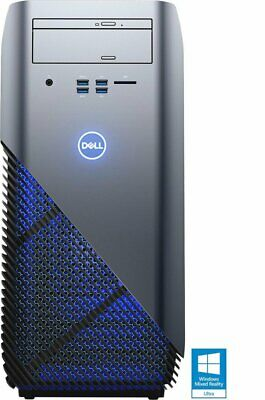 NEW DELL INSPIRON 5675 Gaming PC AMD Ryzen 7 1700 3 0GHz 16GB 1TB RX