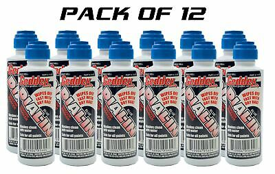 12 Pack Geddex Ged-916D Dial In Window Marker Chalk Blue Racing Marker 916D Blue