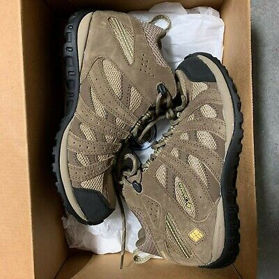 ba195b487f9 COLUMBIA FIRE VENTURE Mid Suede WP Hiking Boots - Women's Size 9 ...