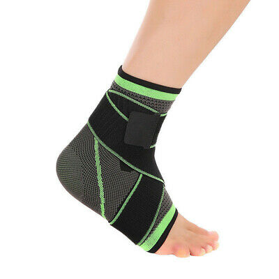 Ankle Protector Tendon Compression Sprain Brace Foot Support Bandage Strap New