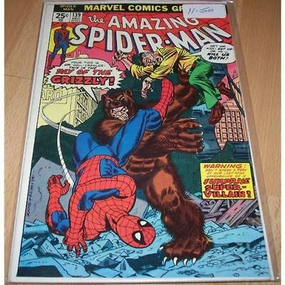 Amazing Spider-Man (1963 1st Series) #139...Published Nov 1974 by Marvel