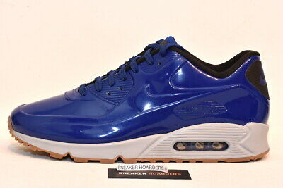 best sneakers b8520 5466c Nike Air Max 90 VT QS Blue Patent size 12 Shiny Classic Infrared 2016  831114 400