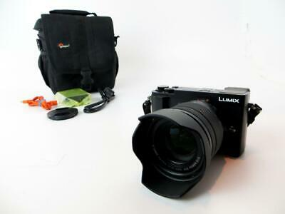 Panasonic Lumix DC-GX9 Mirrorless Camera with 12-60mm Lens