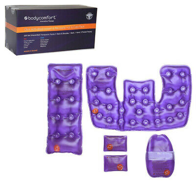 Body Comfort Heat/Cold Packs - 5 peice Gift Set