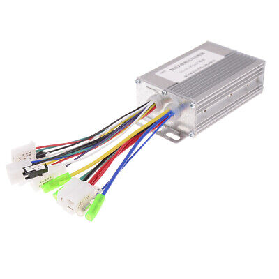 36V/48V 350W DC Electric Bicycle E-bike Scooter Brushless DC Motor Controller PK