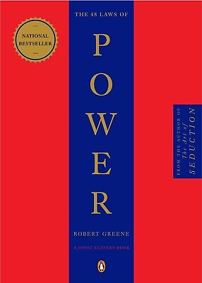 The 48 Laws of Power (EBOOK) / PDF 😁