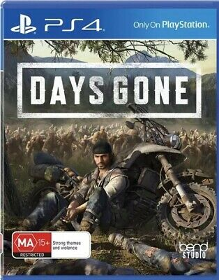 Days Gone  Ps4  Game Brand New Free Delivery