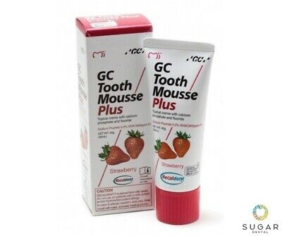 Tooth Mousse Plus, Strawberry