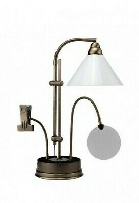 Daylight Ultimate Table Top Craft Lamp Arts Crafts Needlework Magnifier Light
