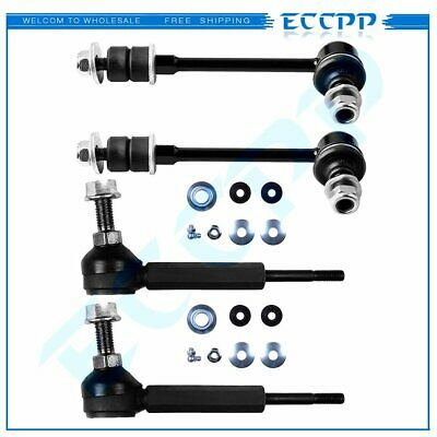 Front Rear 2 Sway Bar Link//Kit Fits 96-2000 2001 2002 Toyota 4Runner SLK2214PR