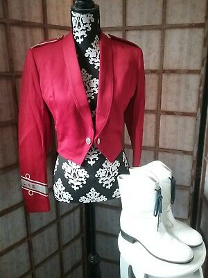 Vintage 1960 Marching Girls Uniform