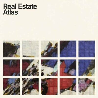 Real Estate-Atlas VINYL NEW