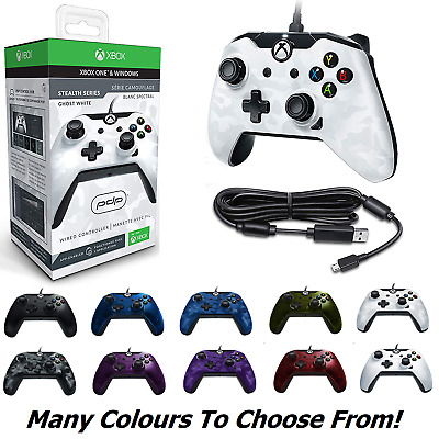 High Quality Wired Controller For XBOX One Windows PC Customisable Via App 3.5mm
