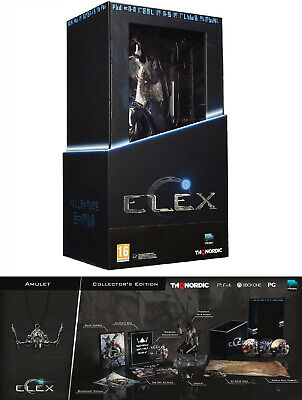 Elex Collectors Edition PC Windows DVD Open World Role Play Fighting Game