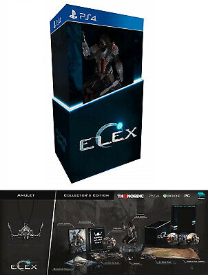 Elex Collectors Edition Sony PS4 Playstation 4 Open World RPG Fighting Game