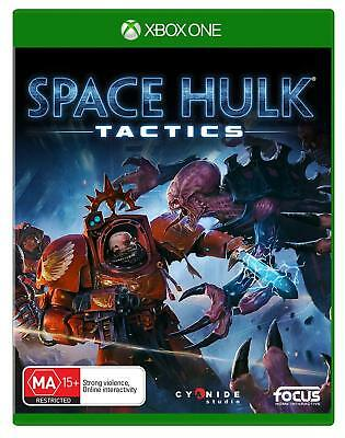 Space Hulk Tactics Warhammer 40,000 Board Game Adaptation For Microsoft XBOX One