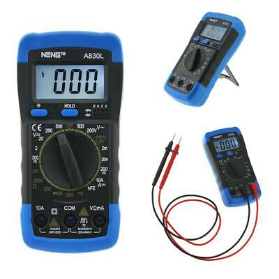 ANENG A830L Digital Multimeter LCD DC AC Voltage Diode Freguency Multitester 1PC