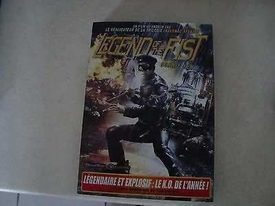 DVD - Legend of the Fist - comme neuf