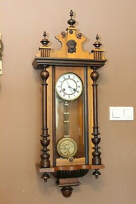 Junghans germany wall clock 1910