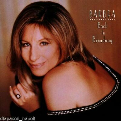 Barbra Streisand: Back to Broadway - CD nuovo ascoltato in negozio