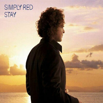 Simply Red Stay - Cd Single 6 Tracks Nuovo Sigillato